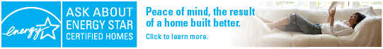 Learn more about Energy Star Certified Homes Meritus